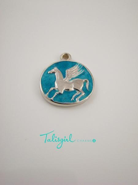 Pegasus Spring Water charm