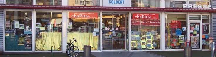 Librairie Colbert - Mont-Saint-Aignan