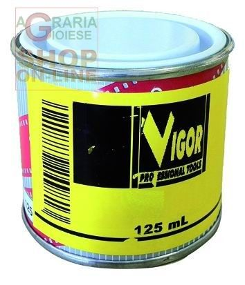 VIGOR BARATTOLO VERNICE ARGENTO ML. 125 http://www.decariashop.it/pittura/19197-vigor-barattolo-vernice-argento-ml-125.html