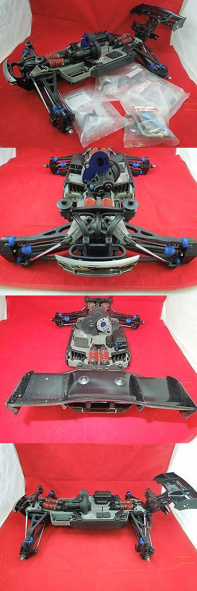 Chassis Plates Frames and Kits 182198: Traxxas 16.8V E-Revo 4X4 Pre Roller Rolling Chassis 5603 4Wd Brushed -> BUY IT NOW ONLY: $302.99 on eBay!
