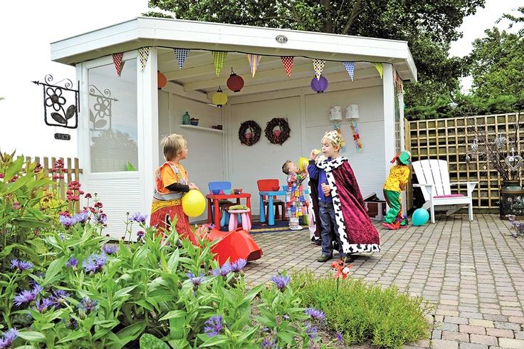 18 best images about blokhutten en tuinhuizen on pinterest tuin doors and van - Een hoek thuis ...