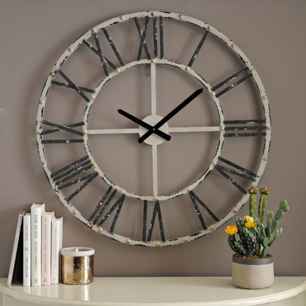 Large Clock In Foyer : Best images about entryway style on pinterest the