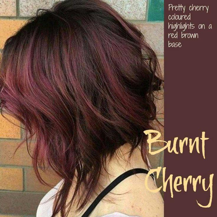 Burnt cherry