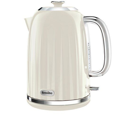 Buy Breville Impressions Cream Kettle at Argos.co.uk, visit Argos.co.uk to shop online for Kettles, Kitchen electricals, Home and garden