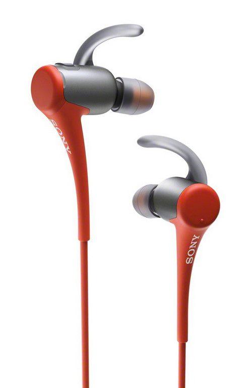 Products we like / Headphones / Orange / Silicone / Rubber / Ergonomics / at leManoosh