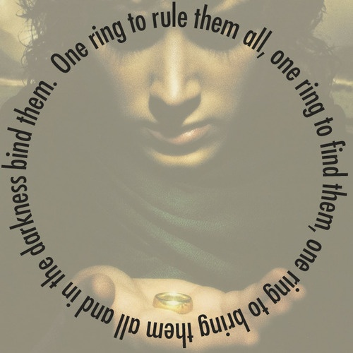 One Right To Rule Them All One Ring To Find Them One: 69 Best Lord Of The Rings Quotes Images On Pinterest
