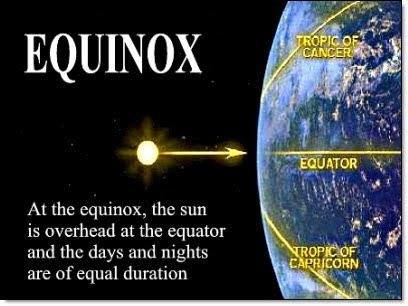 """The Vernal Equinox takes place on March 20 meaning the start of spring season is just days away. During the Vernal Equinox the amount of day and night is nearly the same. The word """"Vernal"""" means """"of relating to spring"""" in Latin and the word """"Equinox"""" means """"equal night"""" in Latin."""