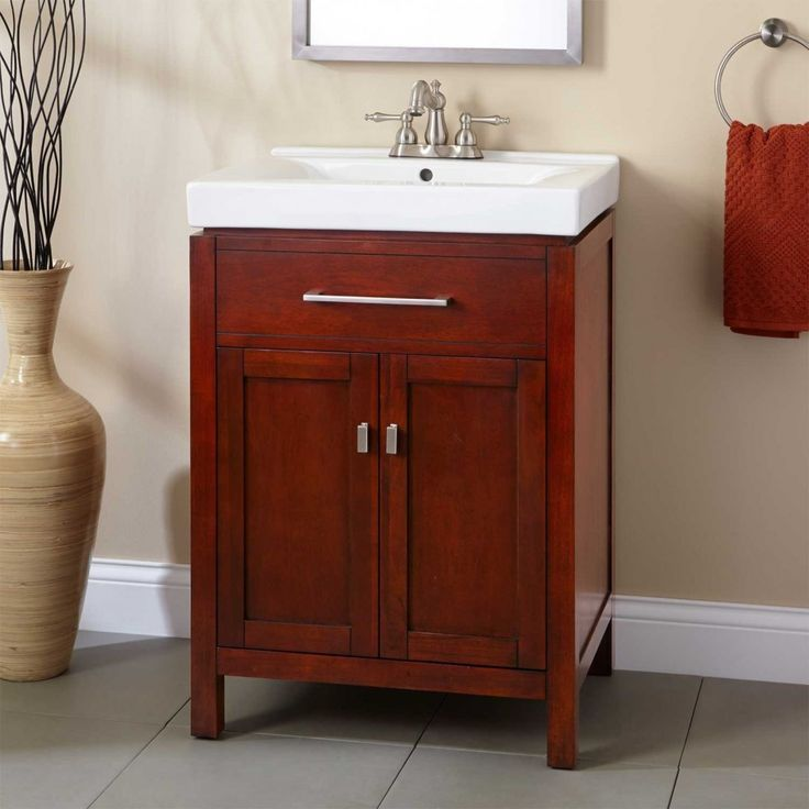 Bathroom Vanity Ideas Pinterest: 1000+ Ideas About 24 Inch Bathroom Vanity On Pinterest