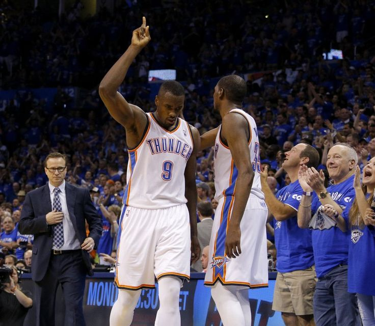 The 25+ best Serge ibaka ideas on Pinterest | Durant okc ...