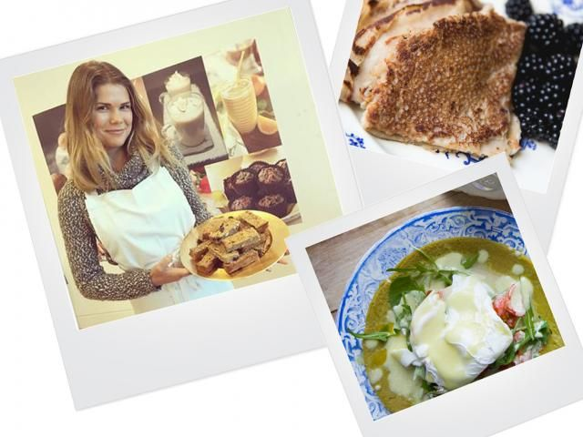 Ever wondered what a nutritionist eats in the morning? MADELEINE SHAW: A WEEK IN BREAKFASTS