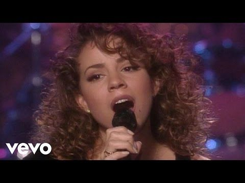 Mariah Carey - I'll Be There - YouTube