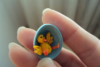 Quilling Seasons: Easter