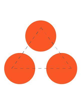 BA compositie/ driehoekscompositie