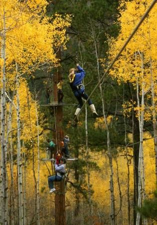 Soaring Colorado Zipline Tour-Durango #Colorado--AMAZING TRAVEL COLORADO USA BY  MultiCityWorldTravel.Com For Hotels-Flights Bookings Globally Save Up To 80% On Travel Cost Easily find the best price and ...