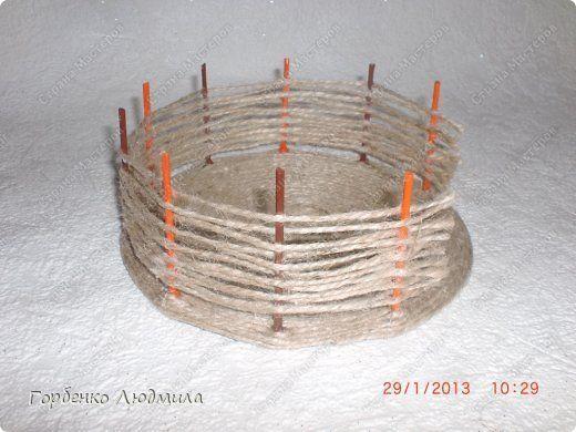 Представляю на Ваш суд еще одно мое оранжево-кофейное творение!!!Очень надеюсь,что моя мельница Вам приглянется  и пригодится мастер-класс))) фото 8