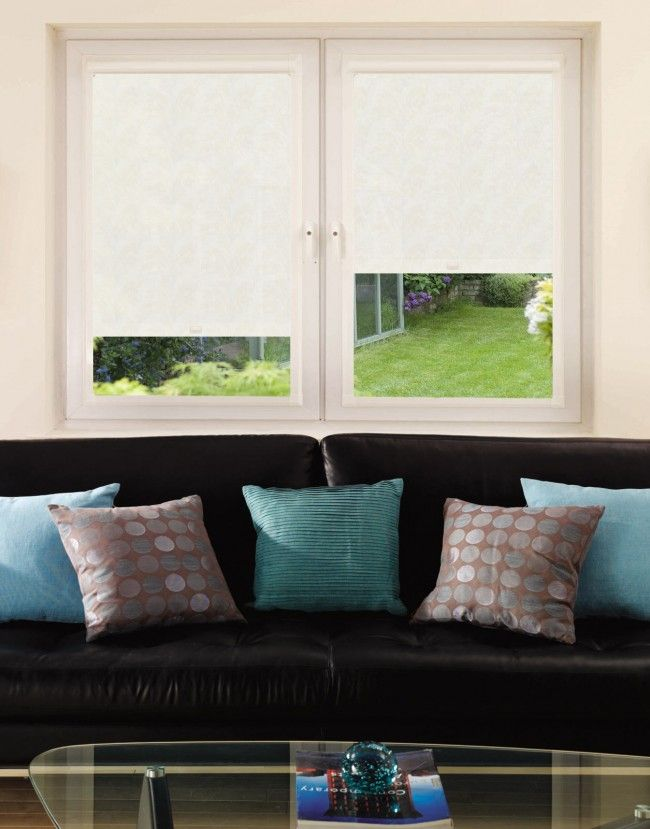 Baroque Pearl Perfect Fit Roller Blind - Direct Order Blinds UK