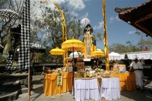 Bali  Prepares to Welcome Back Ancestral Spirits