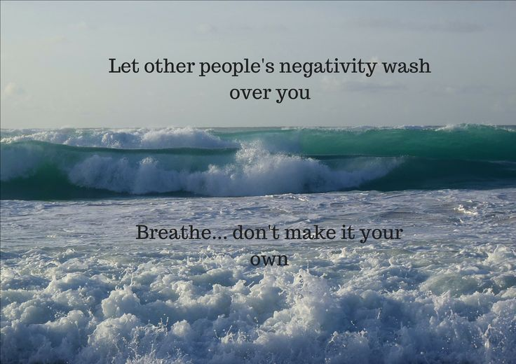 Don't be influenced by negative people ##mindfuldays