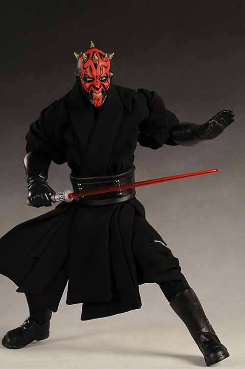 Darth Maul costume inspiration