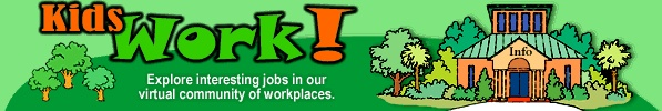 exploring careers--web sites and resources designed especially for kids