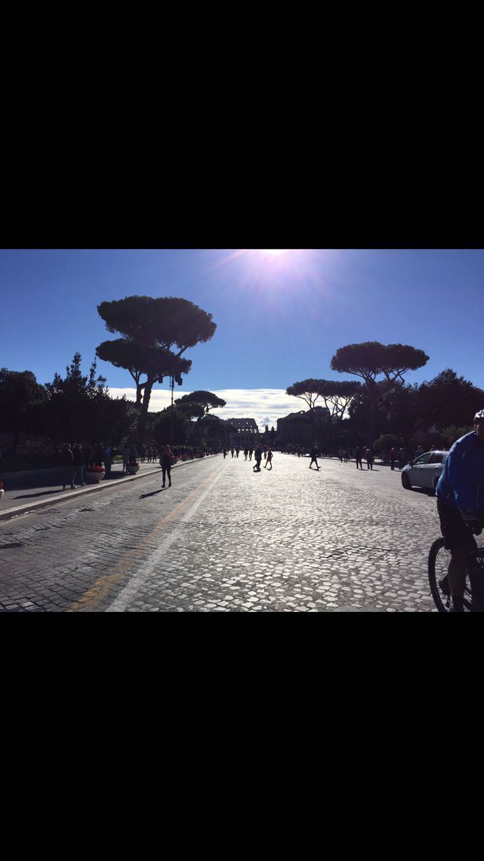Buongiorno Romani  #Roma #sun #domenica