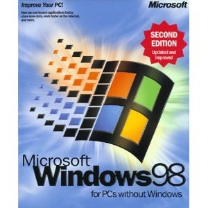 Microsoft Windows 98 Second Edition.  By far the best version of windows to date.