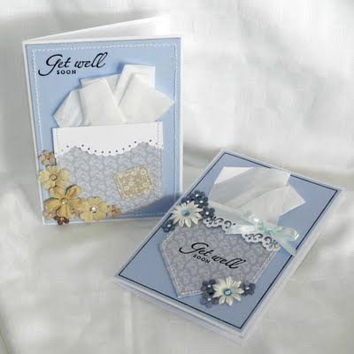 76 best handmade cardsget well soon images on pinterest for Cards and pockets com