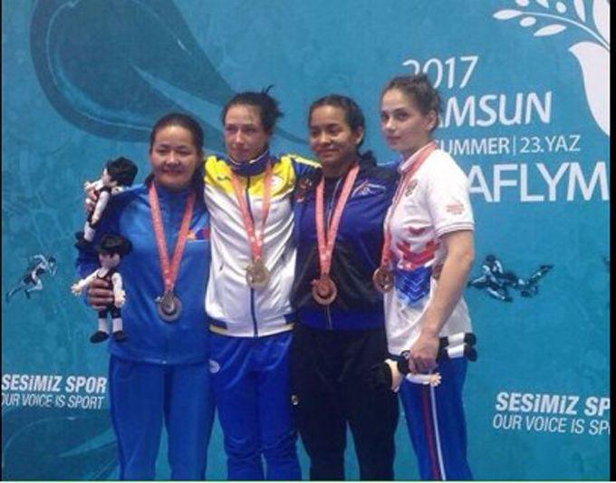 Venezuela conquistó las primeras medallas de oro en los Juegos Sordolímpicos #Deportes #Ultimas_Noticias