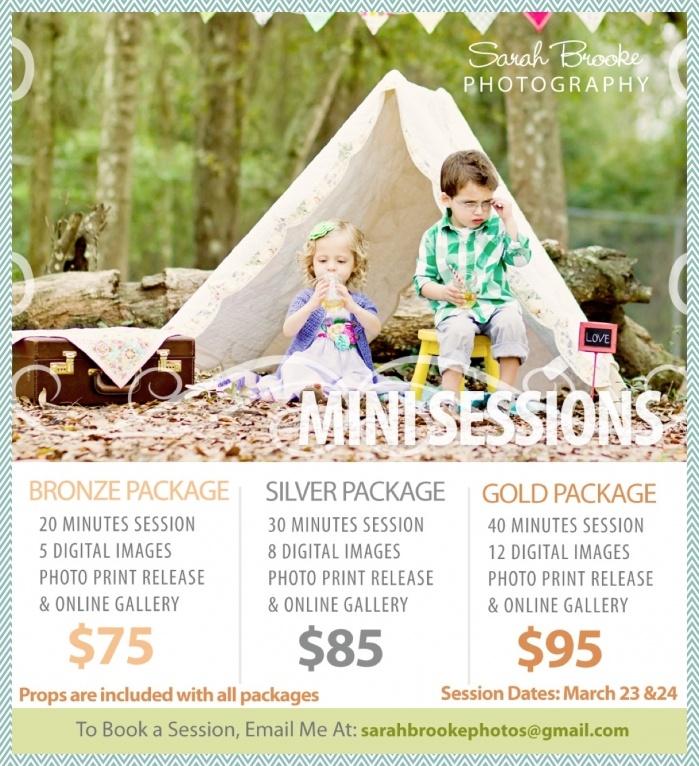 Sarah Brooke Photography ~ Child Photographer SPRING MINI SESSIONS » Biloxi Mississippi Portrait Photographer