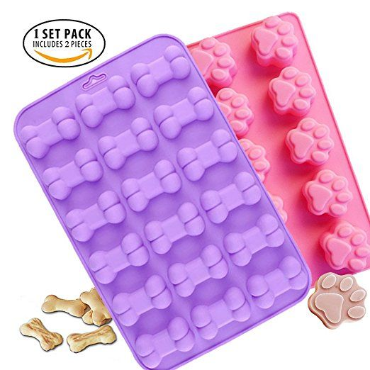 MoldFun 2-Pack Cactus Ice Cube Tray Cacti Silicone Molds for DIY Chocolate Candy Gummy Gelatin Jello Jelly Baking Cake Soap Crayons Wax Melt Plaster of Paris Kitchen Pastry Tools 4-Cavity, Pink//Gree