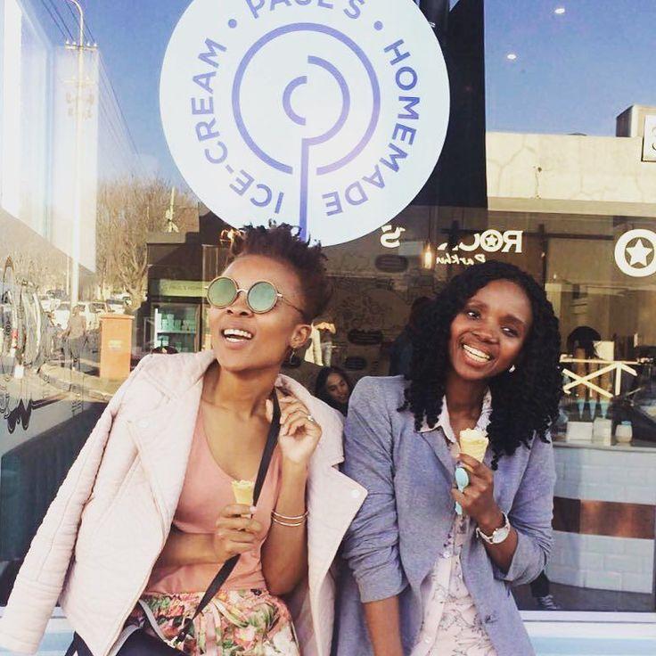 Su!n  Fu!n  !ce Cream #sun #fun #icecream #sisters #curls #naturalhair