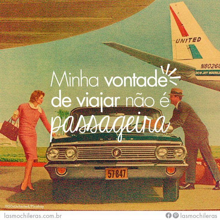 #viajar #ferias #EspiritoMochileira #mulher #MensagensInspiradoras