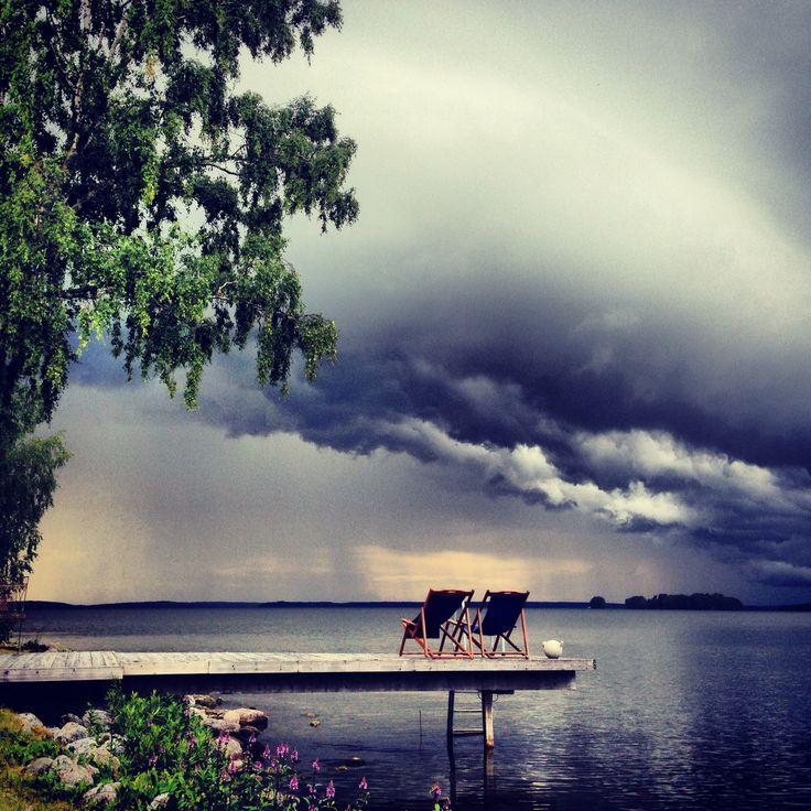 Summertime in Sweden