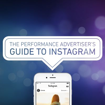 AdRoll - The Performance Advertiser's Guide to Instagram