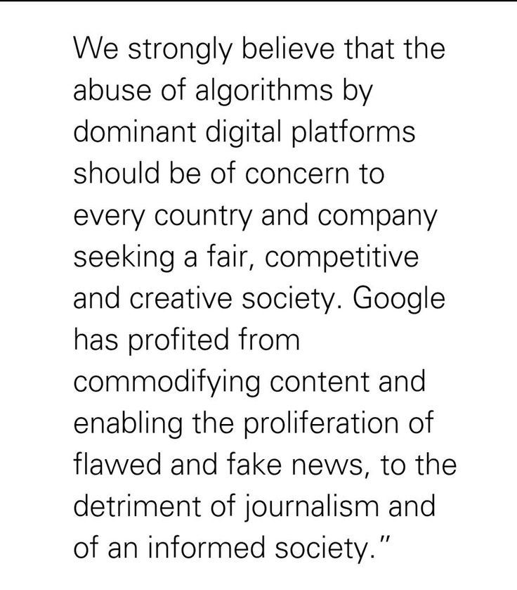 News Corp decides to get in on the EU-Google action by going with a Google profits off fake & flawed news angle  http://newscorp.com/2017/06/27/statement-from-news-corp-regarding-the-european-commission-decision-to-fine-google/pic.twitter.com/ytBzpQbKDL Florida SEO  Brevard SEO  SEO Biz Marketing