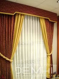 17 best ideas about cortinas con cenefas on pinterest - Como hacer cortinas para sala ...