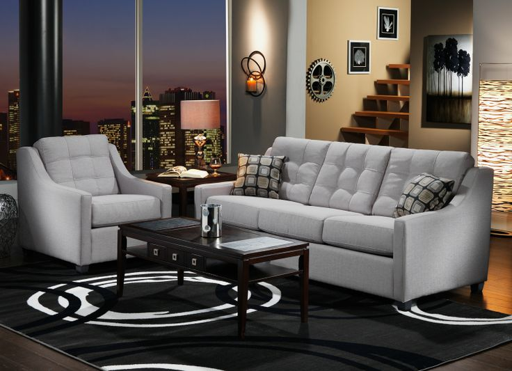 Living Room Furniture Celo Fashion Ottoman Stella Upholstery Collection