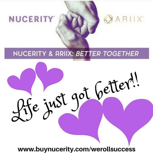 Fabulous conference in Vegas last weekend and GREAT GREAT news! Partnering with Ariix on March 19th to become bigger better and have a whole lot of new health conscious products to offer you! And did I mention......an incredible new Ariix Travel Program!! #werollsuccess #biggerandbetter #partnership #healthconscious #travel #workonline