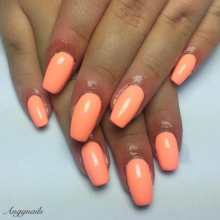 #tropicananails #nails #nail #fashion #style #ballerinanails #cute #beauty #beautiful #pretty #girl #girls #nailporn #ongles #styles #onglesengel #nailart #coperturaingel #photooftheday #nailporn #unhas #nailstagram #simplenails #love #shiny #simple #nailpolish #nailswag