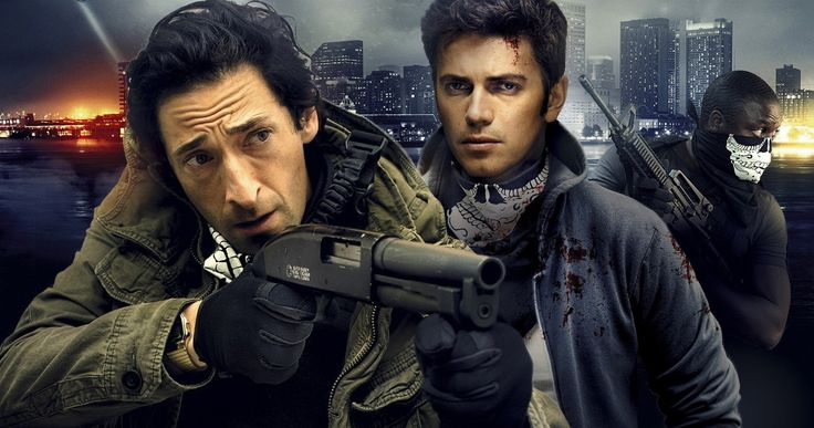 'American Heist' Trailer Starring Adrien Brody & Hayden Christensen -- Two brothers lost to a life of crime decide to take on one last job in the first trailer for 'American Heist', in theaters this summer. -- http://movieweb.com/american-heist-movie-trailer/