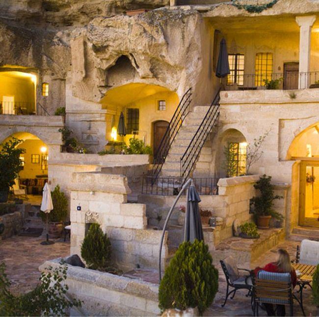 underground cave home. AFAR com Highlight  Cave Hotel In Turkey by Ilene Schreider 52 best UNDERGROUND CAVE HOUSE images on Pinterest Dream