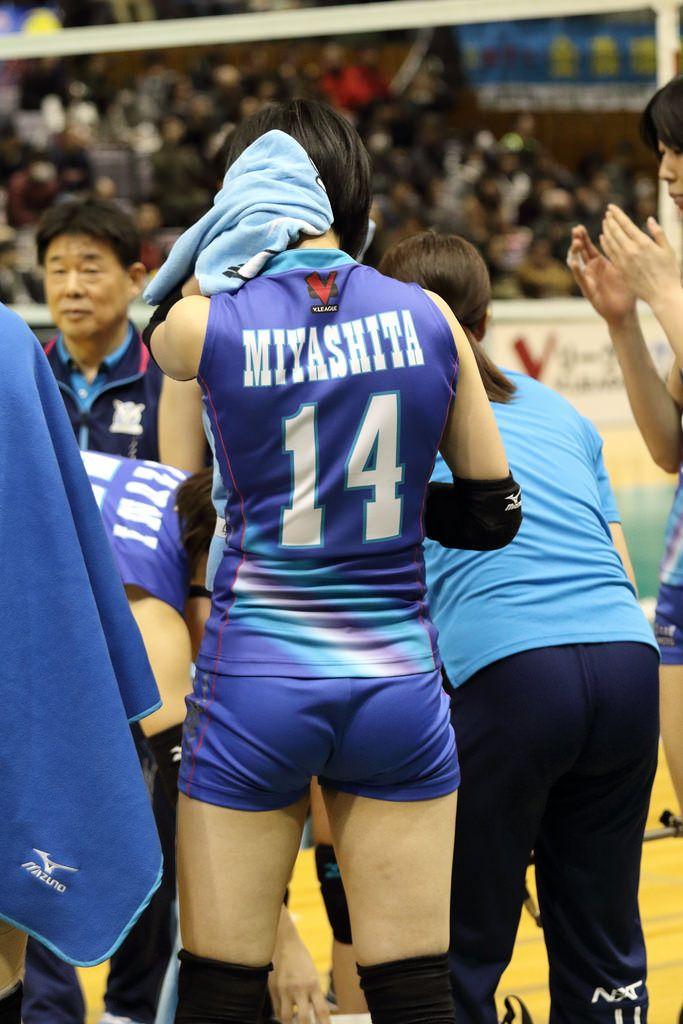 OKAYAMA SEAGULLS  #14 Haruka Miyashita