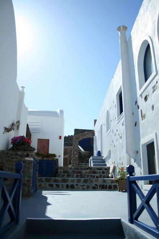 Dream Luxury Suites in Santorini