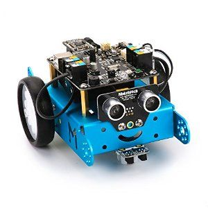 Amazon.com: Makeblock mBot Educational Robot Kit for Kids Blue(Bluetooth Version): Toys & Games
