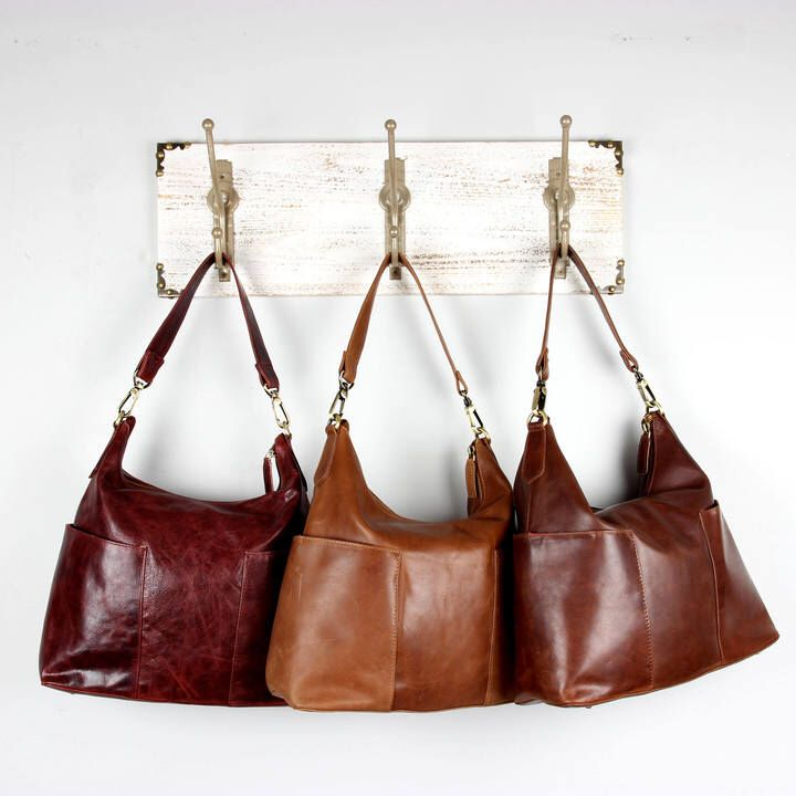 Etsy Leather Handbag Bag Purse Brown Tan Dark Red Sscollective Affiliate Purses Bags Totes Accessories Pinterest And