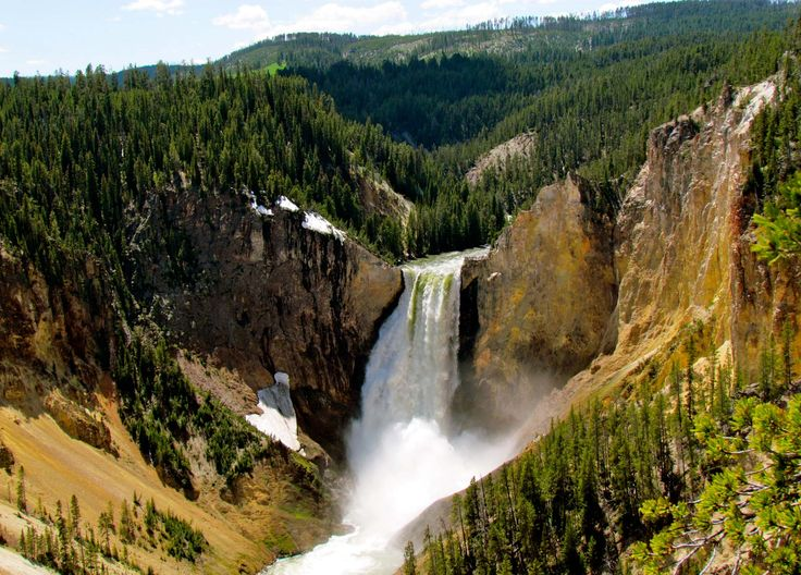yellowstone national park | Yellowstone Campgrounds