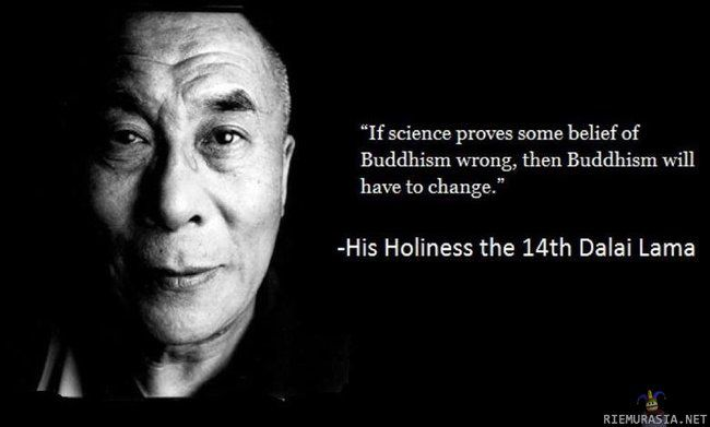 @DalaiLama I like your attitude dude!