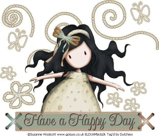 Have a happy Day - Gorjuss