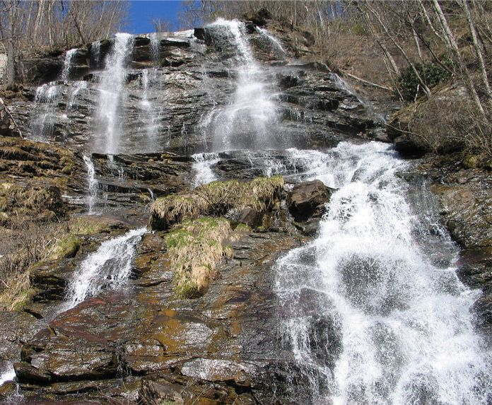 North Georgia Mountains on Helen Ga Cabin Rentals