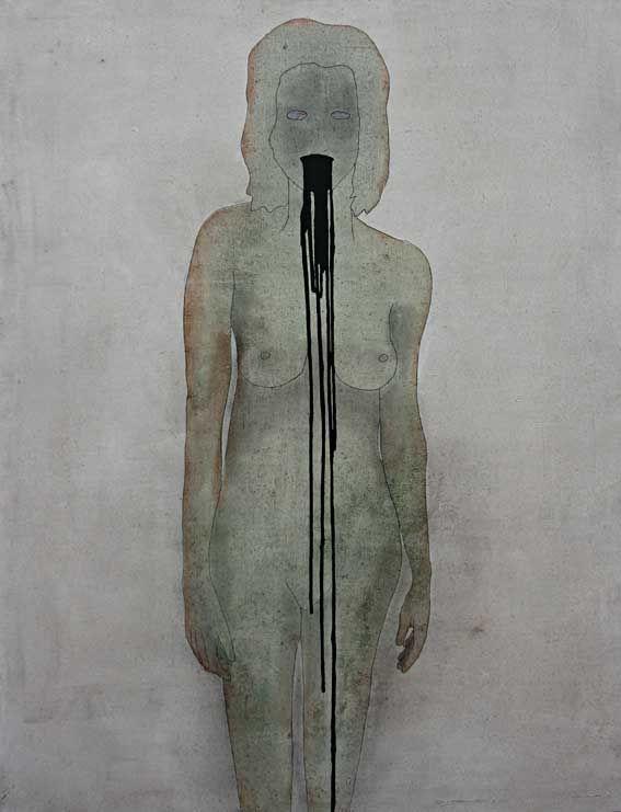 Yves Velter, Waanbloeding